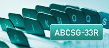 Logo ABCSG 33R